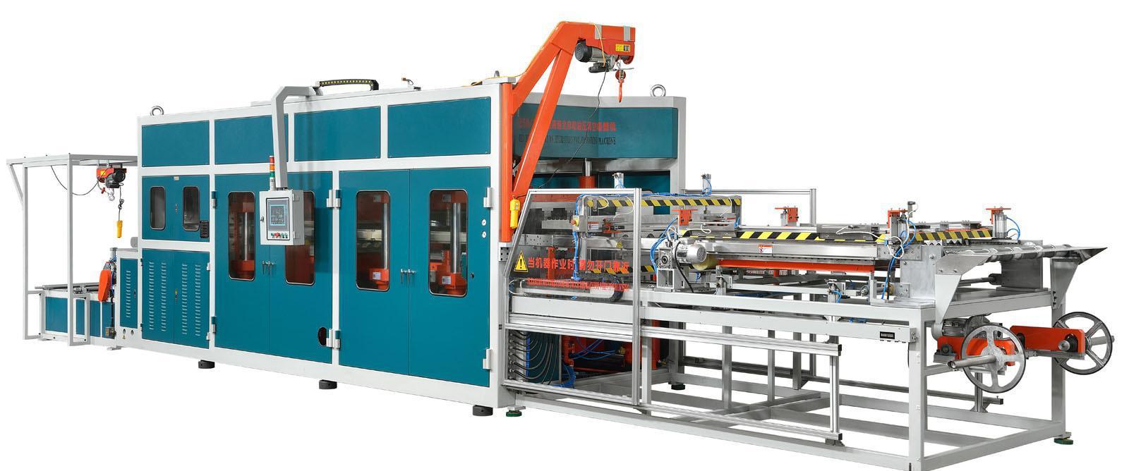 塑料杯印刷机科普干式复合机。