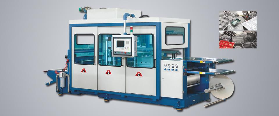 HSC-540760塑料气压热成型机